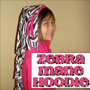 zebra-horse-mane-hoodie