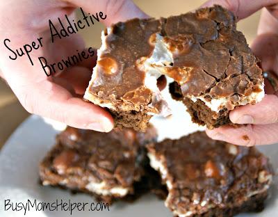 Super Addictive Brownies